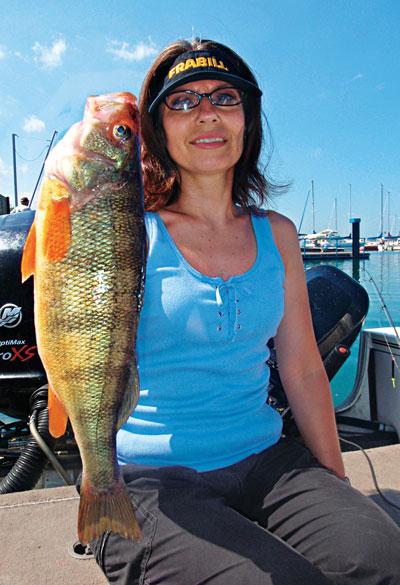 Panfish Hotspots Along the Great Lakes