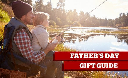 Give dad a great gift this year!
