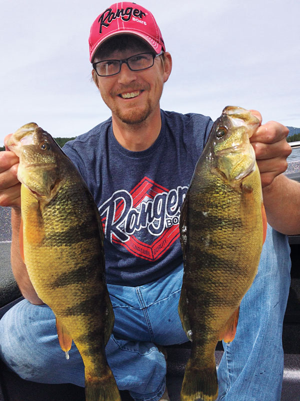 7 Summer Panfish Hotspots