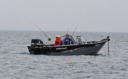 Trolling for walleye is one of the most effective ways to find and trigger them in July and August.