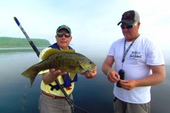 Hair-Time Smallmouths
