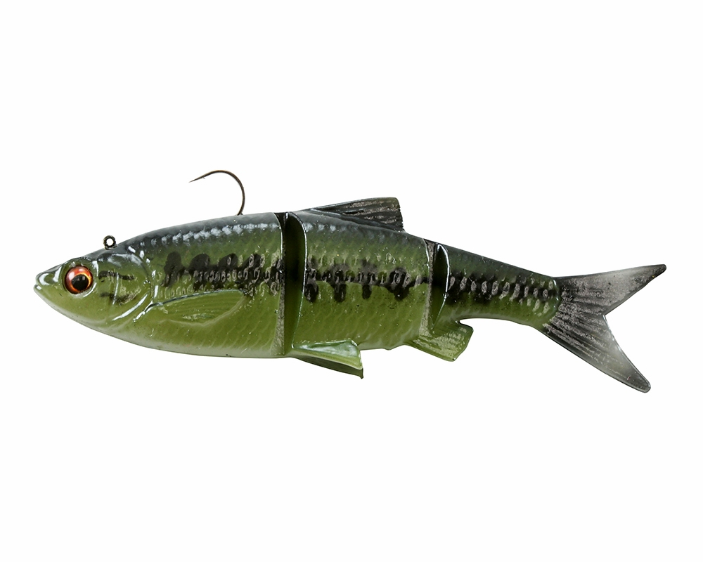 Savage Gear's 3D Baitfish
