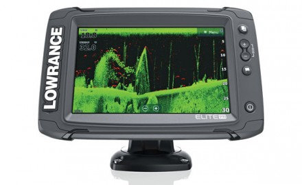 Fish Reveal HD   Lowrance's FishReveal, with High-Visibility Color, makes fish and structural
