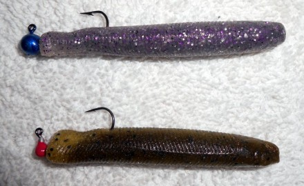Since March, Jackall Lures' Yammy Fish has caught the eye of several Midwest finesse anglers.