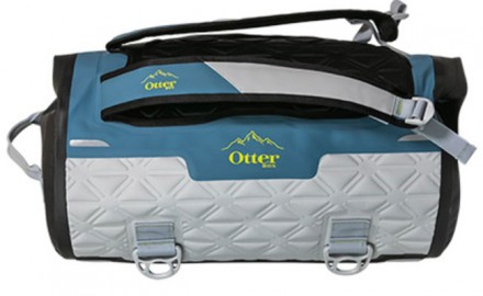 Otterbox introduces Yampa Dry Duffle, the waterproof bag that keeps gear safe from water, drop, sand and dirt.