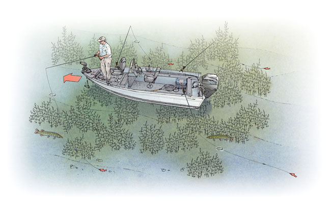LiveBait Rigging for Late Summer Pike