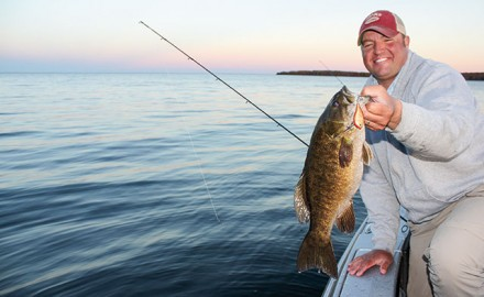 August Smallmouth
