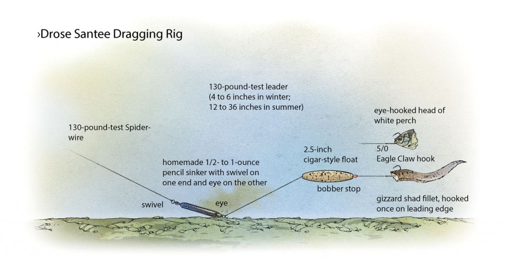 Santee-Dragging-Rig-for-Catfish