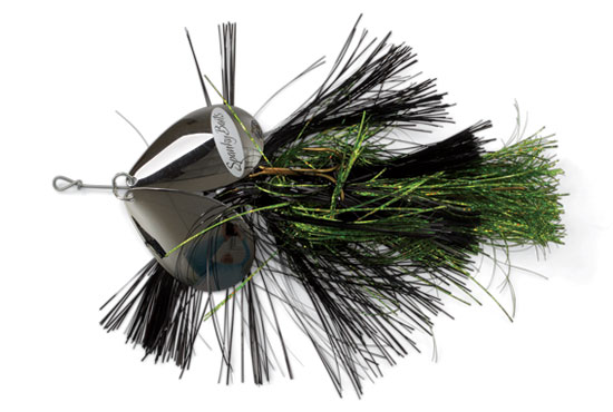 The Master's Muskie Lures
