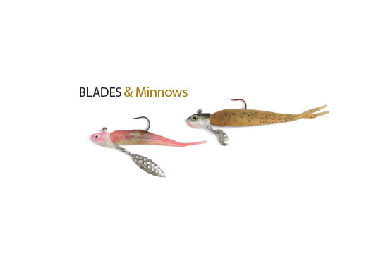 Walleye Softbaits