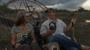 Shawn and Jana discuss the complex ecosystem of the Everglades.
