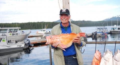 Alaska's Fishing Paradise
