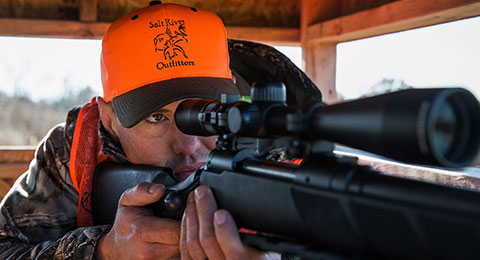 Brotherhood Outdoors' Daniel Lee Martin Looking Through the Scope