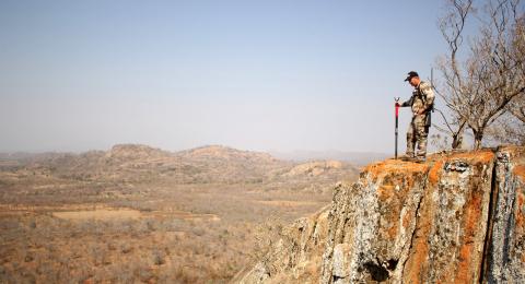 trijicon's the hunt - Scott Haugen Africa