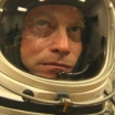 High Flight with Gary Sinise - space suit