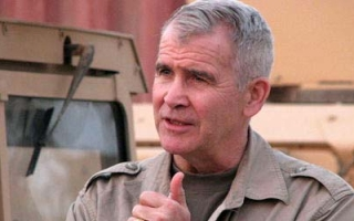 Lt. Col. Oliver North To Host Season 2 of Saving Private K-9