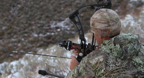 elite archery's respect the game tv