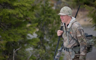 MeatEater Brings Home the Bear Meat for Breakfast