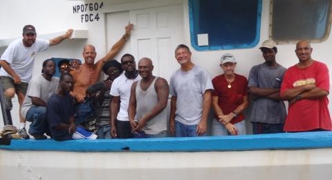 Bahama Lobster Pirates