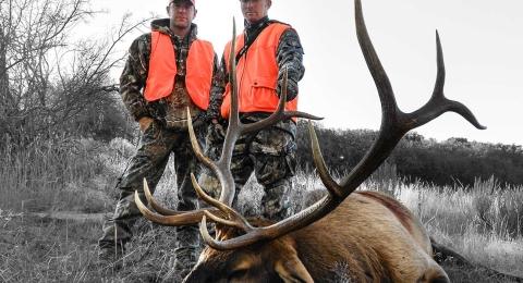 in purusit of legends elk