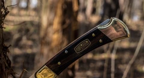 buck knives: edge of a legend