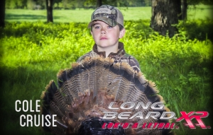 Cole Cruise's Dinosaur of a Gobbler.