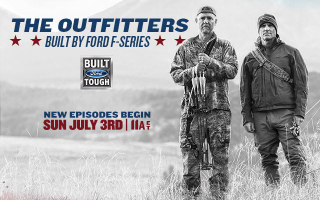 'The Outfitters Built by Ford F-Series' Returns for Fourth Season