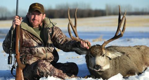 uncaged with matt hughes - mule deer