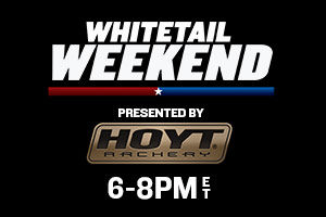 "Hoyt Archery Partners with Sportsman Channel's ""Whitetail Weekend"""