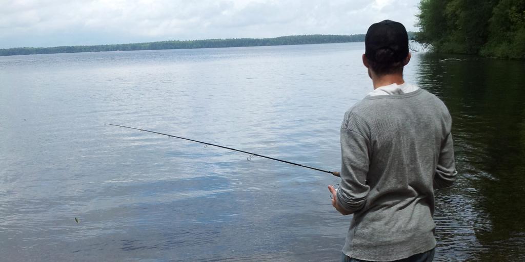 Fishing A New Spot