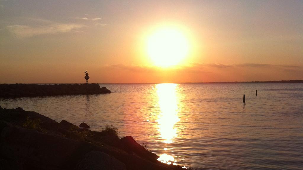 lake winnebago_sunset