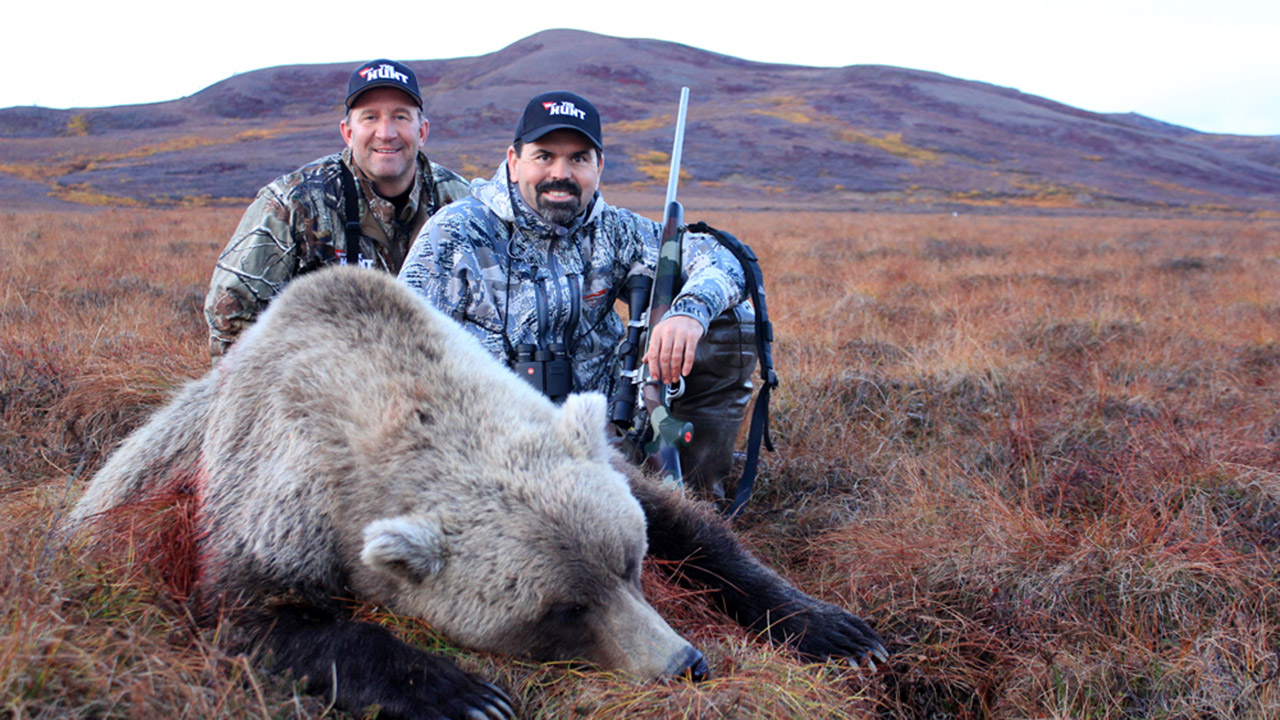 Trijicon's the Hunt - Arctic Grizzly Quest