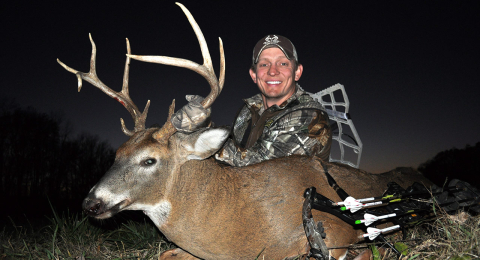adrenaline junkies - whitetail buck