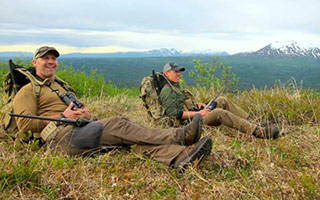From Combat Training to Alaskan Black Bear Hunting on MeatEater