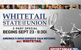 "Dream Team Panel of Experts Address ""Whitetail State of the Union"" Tuesday, at 9:30 p.m. ET/PT"