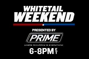 Sportsman Channel's Whitetail Weekend Partners with Prime Bows