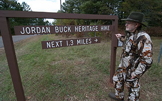 North American Whitetail Celebrates the World-Record James Jordan Buck