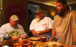 Krappie Kings TV Features Jay Stone of Duck Commander