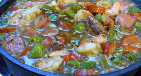 The Big Game Mixed Bag Stew