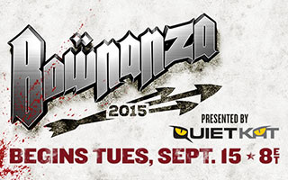 """Bownanza"" presented by QuietKat Begins a Week of Bowhunting"