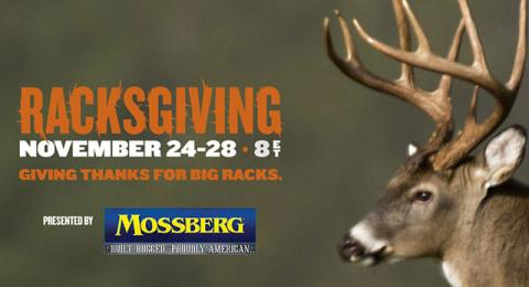 Racksgiving presented by Mossberg