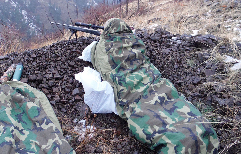 Bivy bags for cold weather hunting