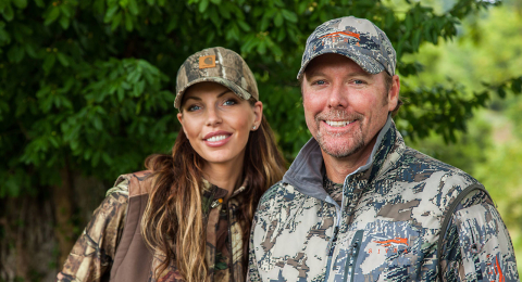 Brotherhood Outdoors' Julie McQueen and Daniel Lee Martin