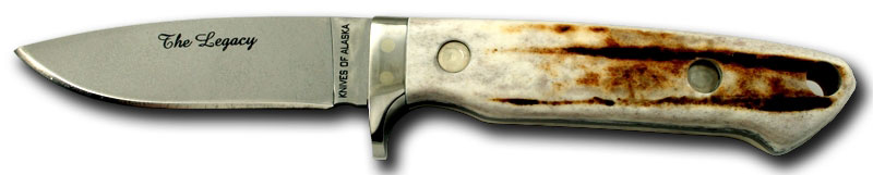 Knives of Alaska Legacy Knife