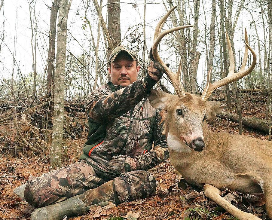 Late Season Deer Hunting Tips by Travis Faulkner - Buck