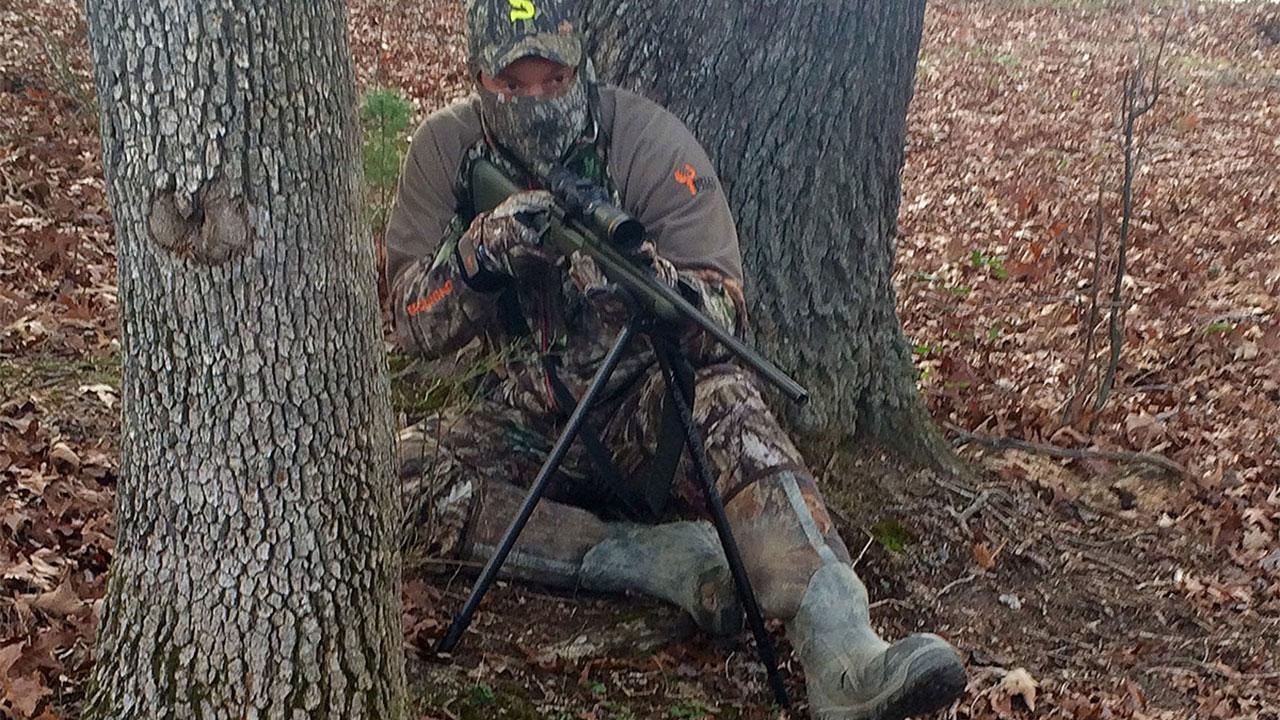 Coyote Hunting Tips Travis Faulkner