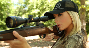 Sportsman Channel's 'Just Junie' Featuring a Self-Sufficient Hunting Mamma Airs Marathon of Season 1 on May 7