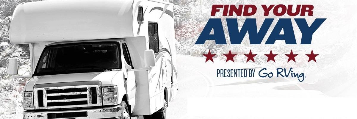 Away, Presented by Go RVing