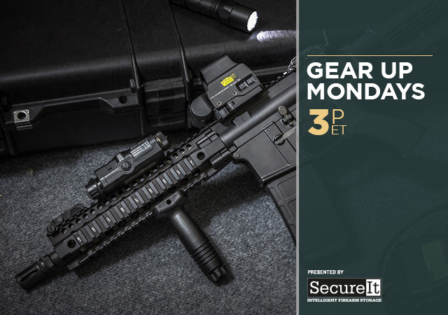 Gear Up Mondays Presented by SecureIt