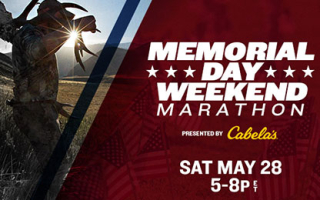 Outdoor Sportsman Group – Networks Celebrate Memorial Day Weekend